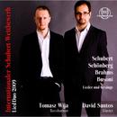 Internationaler Schubert-Wettbewerb LiedDuo 2009/Tomasz Wija, David Santos