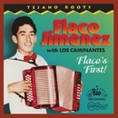 With Los Caminantes Flaco's First/Flaco Jimenez