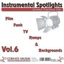 Instrumental Spotlights (Vol. 6)/Sound Factory Inc.