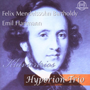 Mendelssohn-Bartholdy: Klaviertrio, D-Moll, op. 49 - Hartmann: Klaviertrio, B-Dur, op. 10/Hyperion-Trio