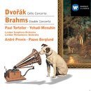 Dvorák: Cello Concerto No. 2 - Brahms: Double Concerto/Paul Tortelier