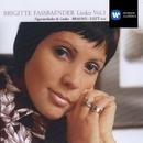 Lieder Vol.1 [Brahms/Dvorák/Schumann/Liszt/Tschaikowsky]/Brigitte Fassbaender/Karl Engel