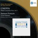 Chopin: Piano Concertos 1 & 2/Samson François/Louis Frémaux/Orchestre National de l'Opéra de Monte-Carlo