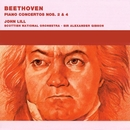 Beethoven - Piano Concertos Nos. 2 & 4/John Lill/Royal Scottish National Orchestra/Sir Alexander Gibson