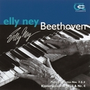 Ludwig van Beethoven: Concerto for Piano and Orchestra No. 3 & 4/Elly Ney, Nürnberger Symphoniker, Willem van Hoogstraaten