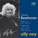 Beethoven: Sonatas Op. 7, 13 & 26/Elly Ney