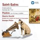 Saint-Saëns:Symphony No.3/Caranaval des animaux/Les Animaux modèles/Georges Prêtre