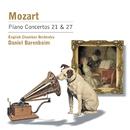 Mozart, W.A.: Klavierkonzerte Nr. 21 & 27/Daniel Barenboim/English Chamber Orchestra