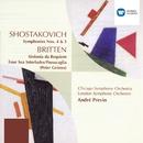 Shostakovich/Britten: Orchestral Music/André Previn