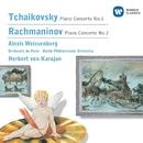 Tchaikovsky: Piano Concerto No.1 - Rachmaninoff: Piano Concerto No.2/Alexis Weissenberg