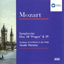Mozart: Symphonies Nos. 38 & 39/Sir Neville Marriner/Academy of St Martin-in-the-Fields
