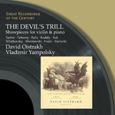 The Devil's Trill - Showpieces for violin and piano/David Oistrakh