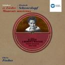 Schubert: 12 Lieder - 6 Moments Musicaux/Elisabeth Schwarzkopf/Edwin Fischer