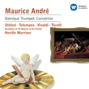 Baroque Trumpet Concertos/Maurice André/Sir Neville Marriner