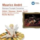 Baroque Trumpet Concertos/Maurice André/Sir Neville Marriner