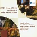 Rachmaninov Piano Concertos, etc/Augustin Anievas