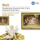 Bach: Brandenburg Concertos Nos. 5 & 6 & Orchestral Suite No.1/Sir Neville Marriner/Academy of St Martin-in-the-Fields