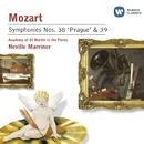 Mozart: Symphony Nos. 38 (Prague) & 39/Sir Neville Marriner/Academy of St Martin-in-the-Fields