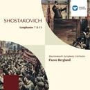 Shostakovich: Symphonies 7 & 11/Paavo Berglund/Bournemouth Symphony Orchestra
