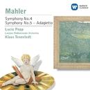 Mahler: Symphony No.4 & Symphony No.5 - Adagietto/Klaus Tennstedt