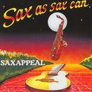 Saxappeal [feat. Klaus Kreuzeder & Henry Sincigno]/Sax As Sax Can