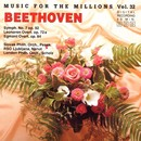 Music For The Millions Vol. 32 - Ludwig van Beethoven/Slovak Philharmonic Orchestra, Ljubljana Radio Symphony Orchestra