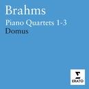Brahms - Piano Quartets/Domus