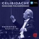 Prokofiev: Symphonies 1 & 5/Sergiu Celibidache