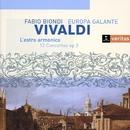 Vivaldi - L'Estro Armonico, Op.3/Fabio Biondi/Europa Galante