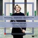 Mozart: Clarinet Concerto/Debussy: Première Rhapsodie/Takemitsu: Fantasma/Cantos/Sabine Meyer/Berliner Philharmoniker/Claudio Abbado