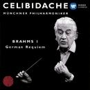 Brahms: Ein Deutsches Requiem/Symphony No.1/Sergiu Celibidache