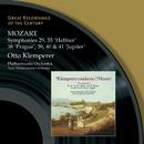 Mozart: Symphonies 29, 35 'Haffner', 38 'Prague', 39, 40 & 41 'Jupiter'/Otto Klemperer