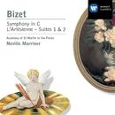 Bizet: Symphony in C Major, WD 33  & L'Arlésienne Suites Nos 1 & 2/Sir Neville Marriner