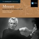 Mozart: Symphonies 29, 35 'Haffner' & 36 ' Linz'/Herbert von Karajan/Berliner Philharmoniker