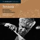 Strauss: Don Quixote; Sinfonia Domestica; Ein Heldenleben/Herbert von Karajan/Berliner Philharmoniker