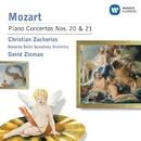 Mozart : Piano Concertos 20 & 21/Christian Zacharias