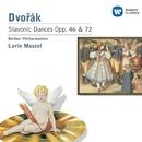 Dvorak: Slavonic Dances Opp. 46 & 72/Lorin Maazel