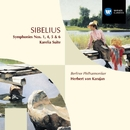 Sibelius : Symphonies 1/4/5/6 & Karelia Suite/Herbert von Karajan