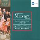 Mozart:Piano Concertos Nos. 21 & 27/Daniel Barenboim/English Chamber Orchestra