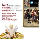 Lalo: Symphonie espagnole/Anne-Sophie Mutter/Alexis Weissenberg