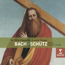 Bach - Schutz: Motets/Hilliard Ensemble/Heinz Hennig