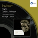 Goldberg Variations etc/Rosalyn Tureck