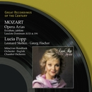 Mozart: Operatic and Sacred Arias/Lucia Popp/Leonard Slatkin/Münchner Rundfunkorchester/Georg Fischer/English Chamber Orchestra/Ambrosian Singers
