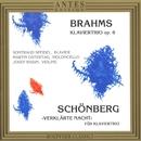 Johannes Brahms, Arnold Schoenberg/Sontraud Speidel, Martin Ostertag, Josef Rissin