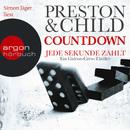 Countdown - Jede Sekunde zählt (Gekürzte Fassung)/Douglas Preston,Lincoln Child