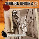 Folge 11: Ein Fall vom Kontinent/Sherlock Holmes & Co