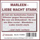 Liebe macht stark/Marleen