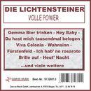 Volle Power/Die Lichtensteiner
