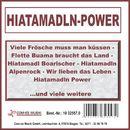 Hiatamadln-Power/Die Hiatamadln