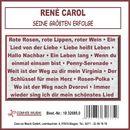 Seine größten Erfolge/René Carol